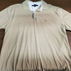 Men's Tommy Hilfiger polo style shirt